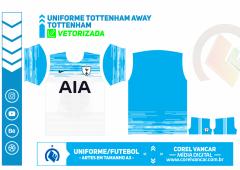 Uniforme Tottenham Away