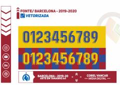 FONTE BARCELONA - 2019 / 2020