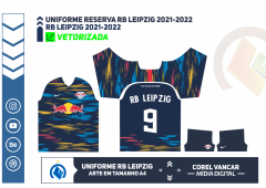 Uniforme Reserva RB Leipzig 2021-2022