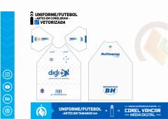 Uniforme do Cruzeiro Reserva / 2019