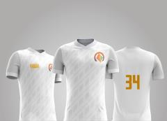 Modelo de Camisa Esportivo Futebol - Camacho