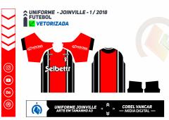 JOINVILLE 2018 - UNIFORME 1