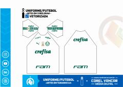 Uniforme do Palmeiras 2 - 2019