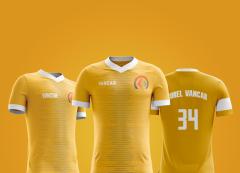 Modelo de Camisa Esportivo totalmente em  (CDR) Modelo Tapajós