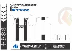 Uniforme Juventus 2018-2019