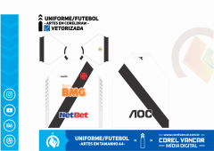 Uniforme do Vasco 2 - 2019