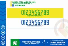 FONTE BRASIL COPA AMÉRICA 2019
