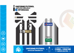 Uniforme do Ceará Titular / 2019