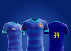 Camisa Futebol - Parentins - Esportivo