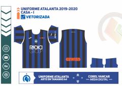 Uniforme Atalanta 2019-2020