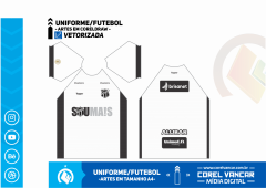 Uniforme do Ceará Reserva / 2019