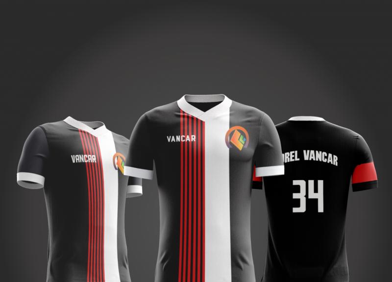 Modelo De Camisa Esportivo Futebol List