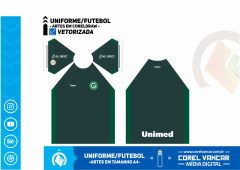 Uniforme do Goiás Titular / 2019